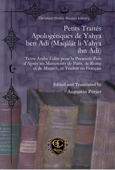 Picture For Christian Arabic Studies Library Series and Journal