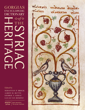 Picture of Gorgias Encyclopedic Dictionary of the Syriac Heritage