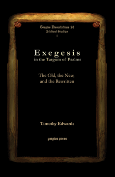 Picture of Exegesis in the Targum of Psalms