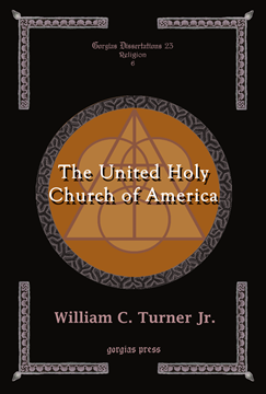 Picture of  A Study in Black Holiness-Pentecostalism