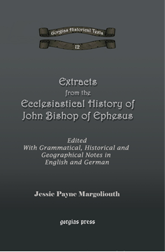 Picture of Extracts from the Ecclesiastical History of John Bishop of Ephesus