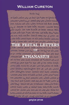 Picture of The Festal Letters of Athanasius