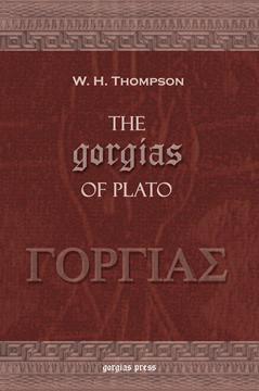 Picture of The Gorgias of Plato