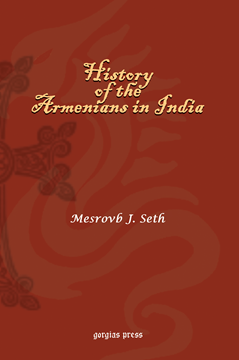 Picture of History of the Armenians in India