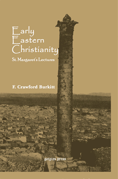 Picture of Early Eastern Christianity