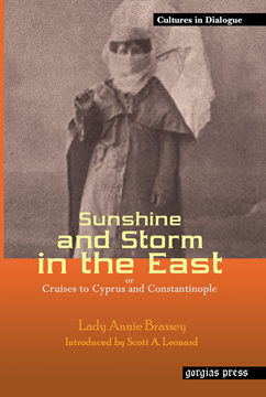 Picture of Sunshine and Storm in the East, or Cruises to Cyprus and Constantinople (Paperback)