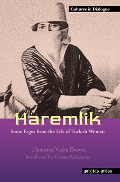 Picture of Haremlik: Some Pages from the Life of Turkish Women (Paperback)