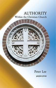 Picture of Authority within the Christian Church
