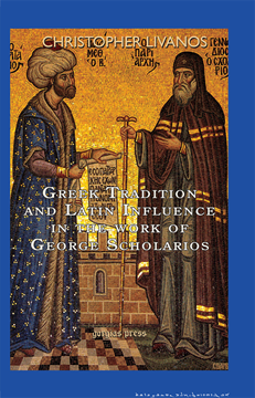 Picture of Greek Tradition and Latin Influence in the Work of George Scholarios