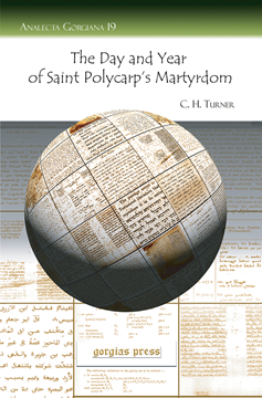 Picture of The Day and Year of Saint Polycarp's Martyrdom