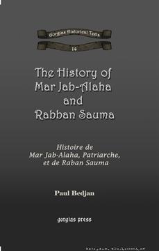 Picture of The History of Mar Jab-Alaha and Rabban Sauma