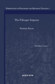 Picture of The Filioque Impasse
