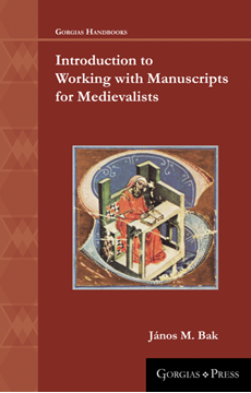 Picture of Introduction to Working with Manuscripts for Medievalists