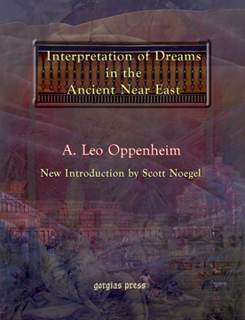 Picture of The Interpretation of Dreams in the Ancient Near East