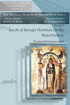 Picture of Jacob of Sarug's Homilies on the Resurrection