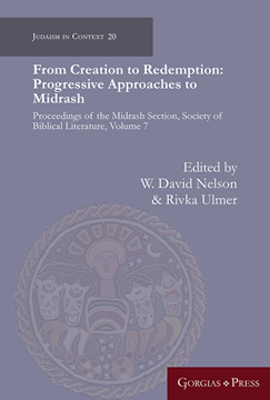 Picture of From Creation to Redemption: Progressive Approaches to Midrash
