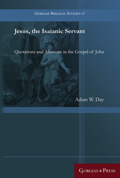 Picture of Jesus, the Isaianic Servant