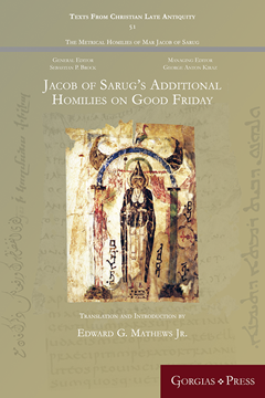 Picture of Jacob of Sarug's Additional Homilies on Good Friday