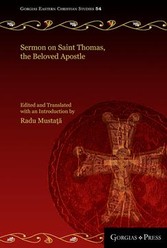 Picture of Sermon on Saint Thomas, the Beloved Apostle