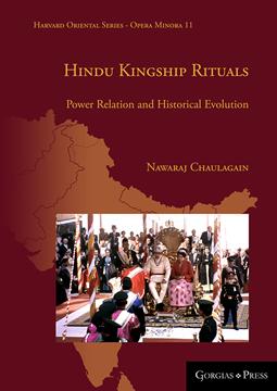 Picture of Hindu Kingship Rituals