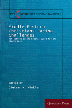 Picture of Middle Eastern Christians Facing Challenges