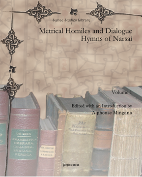 Picture of Metrical Homiles and Dialogue Hymns of Narsai (2-volume set)