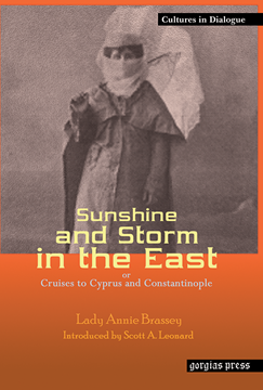 Picture of Sunshine and Storm in the East, or Cruises to Cyprus and Constantinople (Hardback)