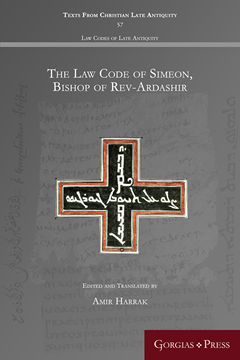 Picture of The Law Code of Simeon, Bishop of Rev-Ardashir