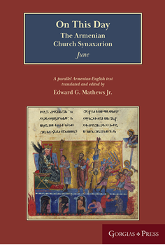 Picture For The Armenian Church Synaxarion Series and Journal