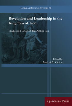 Picture of Revelation and Leadership in the Kingdom of God