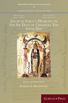 Picture of Jacob of Sarug's Homilies on the Six Days of Creation: The Sixth Day