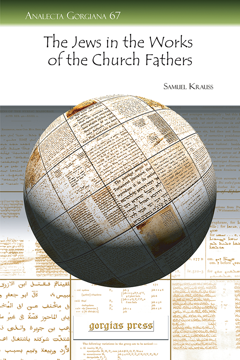 Picture of The Jews in the Works of the Church Fathers