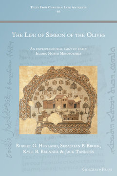 Picture of The Life of Simeon of the Olives